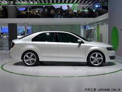 法兰克福车展MissionL概念车-斯柯达MissionL概念车年内量产上市