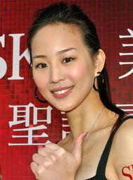 白色巨塔 女主角张钧宁的11款甜美发型