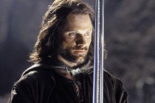 九绝帝尊-9《指环王》维果.莫特森--无上王者   阿拉贡事实上代表的并不仅仅是一...