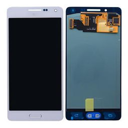 White LCD Display Touch Screen Digitizer Assembly F Samsung ...