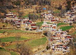 ...utiful village prospers via tourism