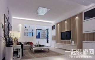 简约地中海风格装修 现代客厅风格