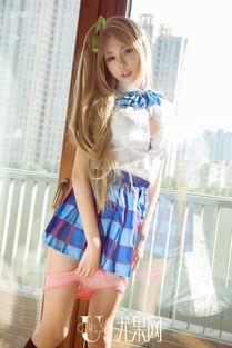 萌琪琪Irene是内地新晋嫩模,曾经参加过环球小姐比赛,在2016...