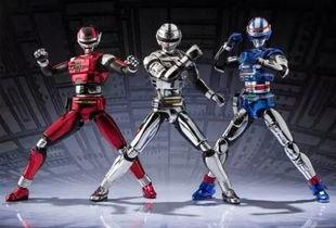 ...,日本还有这些超级英雄