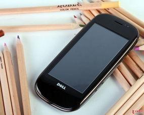 戴尔Mini 3i手机正面图片-小身材大智慧 高性能迷你智能手机推荐