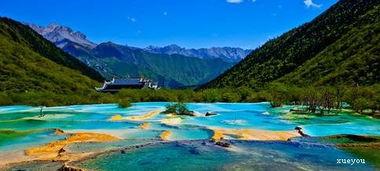 四川夏季旅游景点排行
