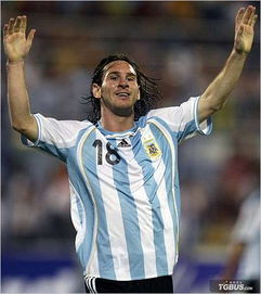 2018世界杯阿根廷梅西球衣-世界杯王牌球星 梅西 阿根廷