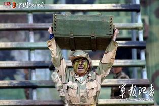 ...的 中国特种兵猎人学校训练照曝光