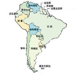 秘鲁地图-中巴秘将共建 两洋铁路 用高铁打造 陆上巴拿马
