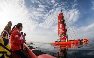 到'中国杯'为未来的航海界培养出了更多更好的帆船选手.十年弹指...