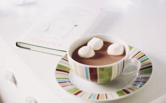 清新美食棉花糖高清桌面壁纸