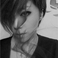 性感可爱的短发女生头像 蓦然回首而你却不在我-黑白短发女生头像 qq...