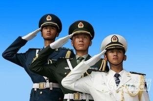 中国的帅哥估计都去当兵去了吧 肿么帅哥都是兵哥哥捏 有图有真相
