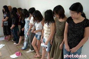 厦门破获预谋偷渡台湾案 19名少女被诱当陪侍