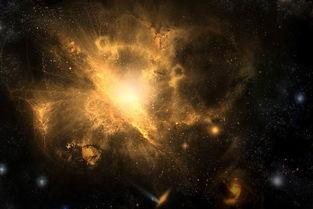 ...孕育出银河仙女星系.-宇宙起点 万物始于大爆炸