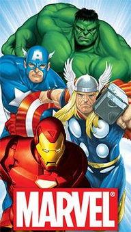 美国著名漫画公司Marvel利润下降