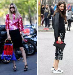 2018年服装流行趋势 这五种搭配走在前沿1020-穿衣搭配网 服装搭配...
