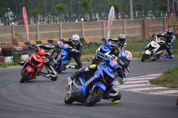 北京摩托赛事如火如荼 众多民间高手相聚田达杯赛道嘉年华