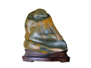 欢喜罗汉-十八罗汉象形石
