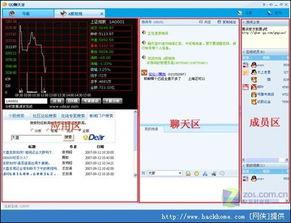QQ聊天室2.0版本全新揭晓 居然能炒股[图]发布日期:2009-6-5 8:16:19...