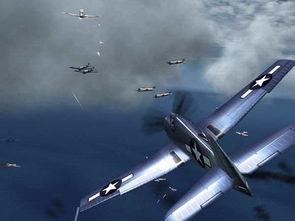...平洋空战英雄 游戏介绍