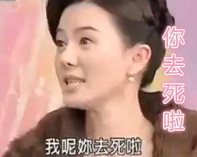 台湾霹雳火经典台词 离个系啦 台湾霹雳火表情包