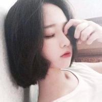 qq女生头像韩版短发