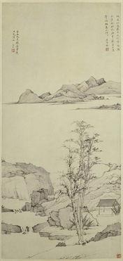 以天地为师,这位和尚终矗立于中国画坛之上