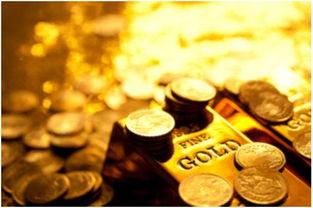 黄金期货合约价格上涨0.9