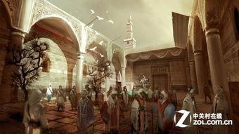 哈萨辛刺客团与山中老人哈桑 单机游戏