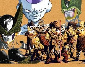 成神在龙珠-龙珠Z在界王神界里悟空先以超2与布欧对决,当时还能跟布欧打成平手...