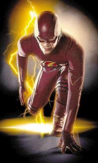 ...变成闪电侠才能回到未来