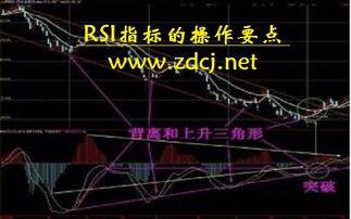 RSI指标的操作要点炒股视频直播 RSI指标的操作要点视频直播