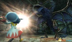 ...巨作 SE传奇世界 最终幻想怪物来加盟