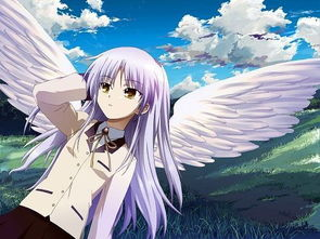 末世之瞳-]]]立华奏(たちばなかなで,TachibanaKanade)/天使(てんし,Angel)...