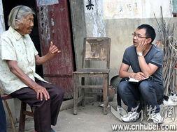 ...今天的幸福生活老太太竖起了大拇指-孝感91岁老太种田自给自足 此...