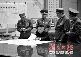 下令朝方战略火箭部队备战,等待