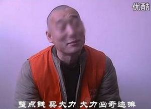 大力药水哥因抢劫被判2年 赵金龙雷人语录:大力出奇迹-大力药水哥雷...