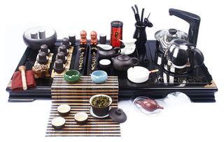 紫砂茶具整套LSWZ 113043