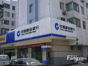 华润外滩九里国际公寓周边配套 建设银行