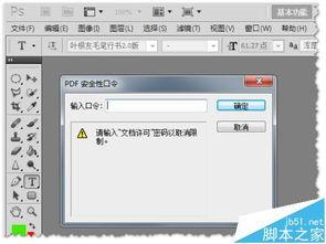 pdf加密文件如何去除密码