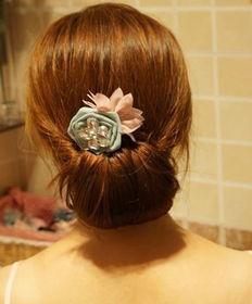...打造清新亮丽的女生长发发型