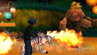 数码暴龙世界 数码兽及训练设施详细介绍