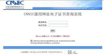 cnnic的网站截图 域名资产交流区