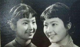 刘亦菲妈妈年轻时的照片