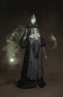 暗黑魔法师