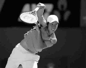 肌肉壮熊被虐小说-男单赛场,日本选手锦织圭成为一抹亮色.这个22岁的年轻人,是网球...