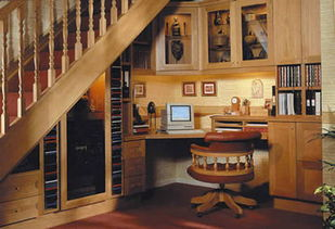 节省空间的使用楼梯设计