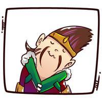 好看的lol英雄联盟卡通QQ头像