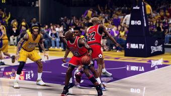 NBA 2K16 乔丹特别版 PS4版